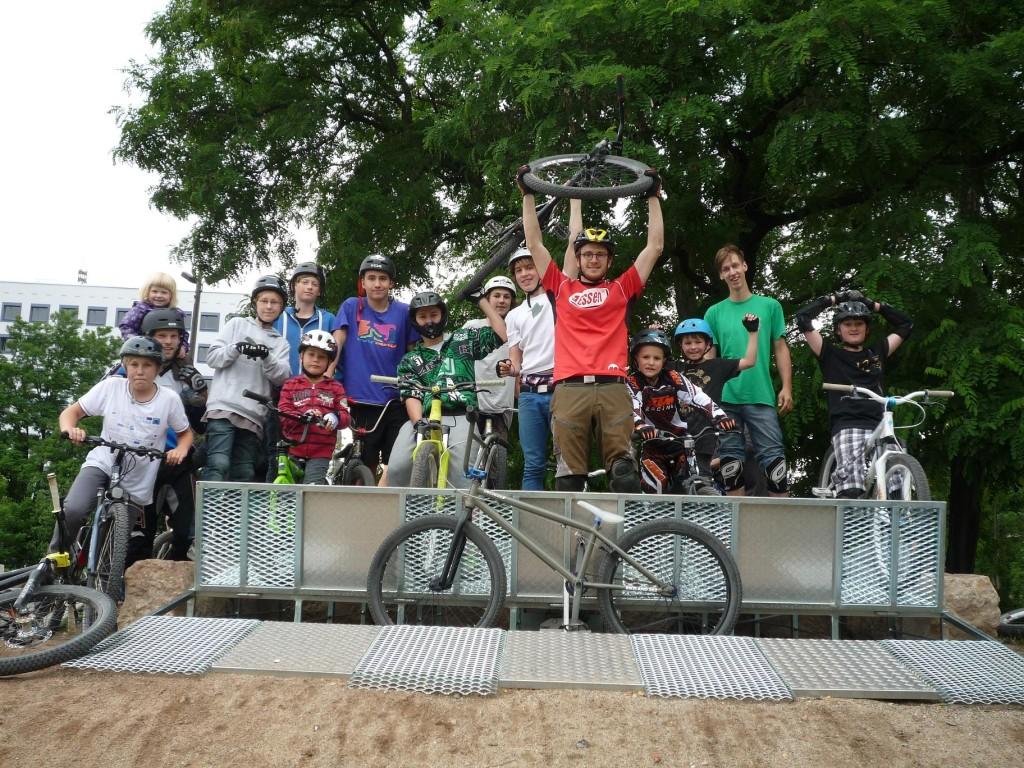 Trainingsgruppe 2012