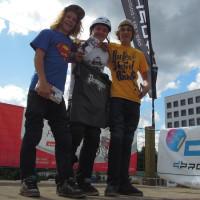Gewinner BMX