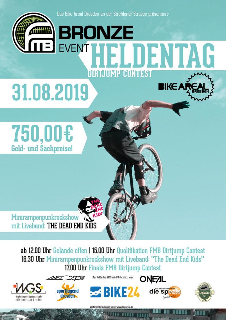 FMB Bronze Event Heldentag 2019